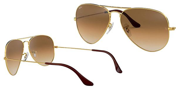 Ray-Ban Aviator Large Metal Icons gafas sol diseño clásico oferta