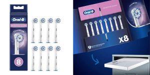 Recambios Oral B Sensitive Clean baratos