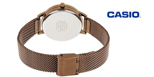 Reloj Casio LTP-E157MR-9AEF Vintage Round para mujer oferta en Amazon