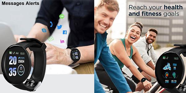 reloj inteligente Secava relación calidad-precio