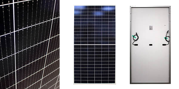 Risen placa fotovoltaica 405W barata