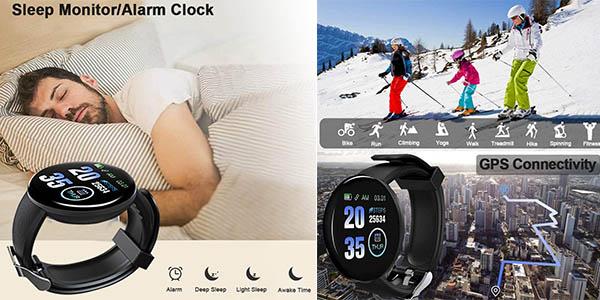 Secava smartwatch GPS actividad sueño oferta