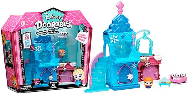 Set Castillo de Frozen de Disney Doorables con una minifigura barato