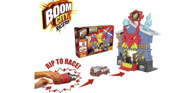 Boom City Racers Infierno Explosivo + 1 Coche (Famosa BMC02000) barato en Amazon