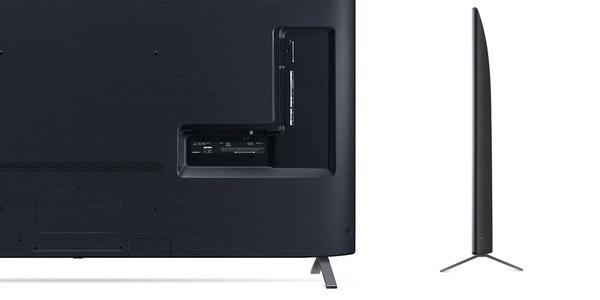 """Smart TV LG 55NANO956NA 8K HDR IA con TV LG 43"""" 4K DE REGALO chollazo en El Corte Inglés"""