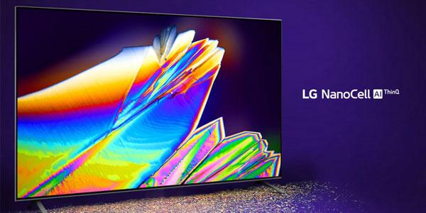 """Smart TV LG 55NANO956NA 8K HDR IA con TV LG 43"""" 4K DE REGALO oferta en El Corte Inglés"""