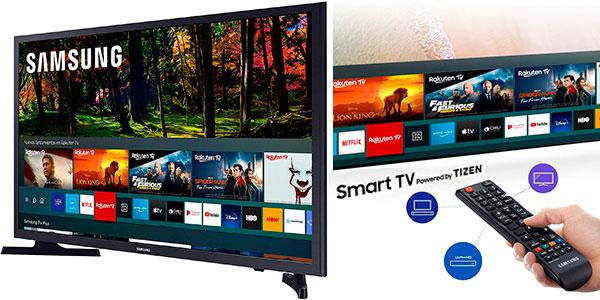 "Smart TV Samsung T4305 HD de 32"" en oferta"