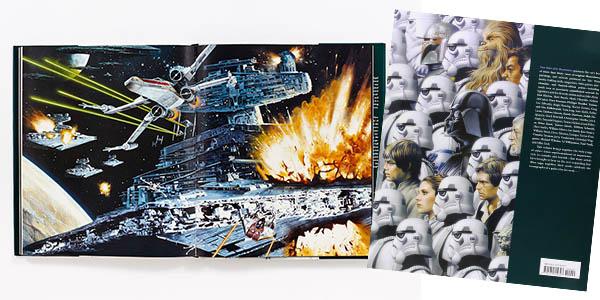 Star Wars Art Illustration libro tapas duras oferta