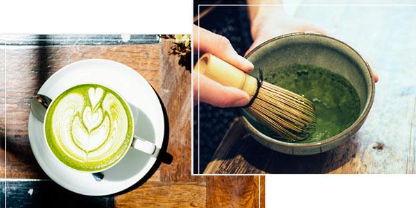 Té verde en polvo Matcha NaturaleBio de 100 gr oferta en Amazon