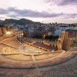 teatro romano Cartagena visita online