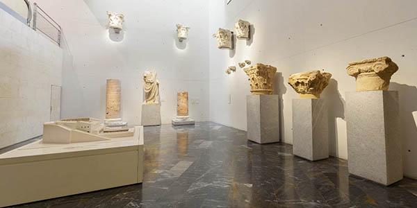 teatro romano museo Cartagena tour online gratis