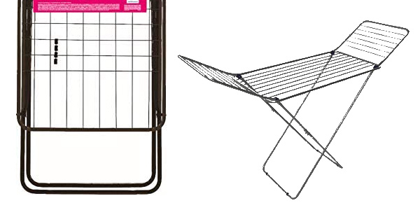 Tendedero plegable Gimi X-Leg Glory barato en Amazon
