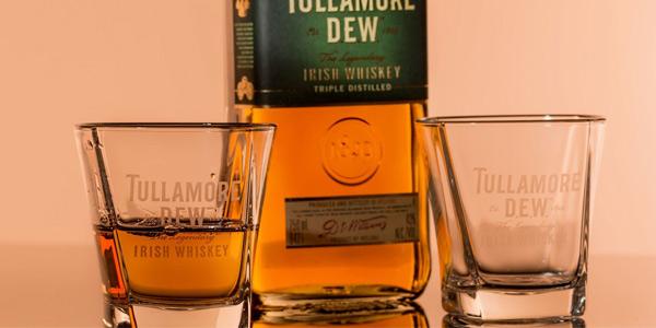 Tullamore Dew Irish Whiskey de 700 ml oferta en Amazon