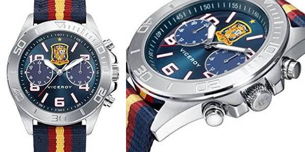 Viceroy Selección Española reloj gorra regalo oferta
