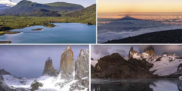 vídeos 4K Patagonia