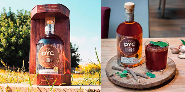 Whisky DYC Doble Roble Edición Limitada de 700 ml barato