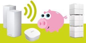 WiFi Mesh qué es cómo funciona