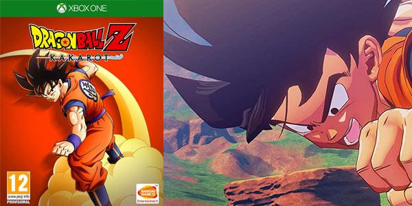 Dragon Ball Z Kakarot barato en Amazon