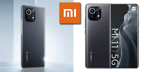 Xiaomi Mi11 5G chollo