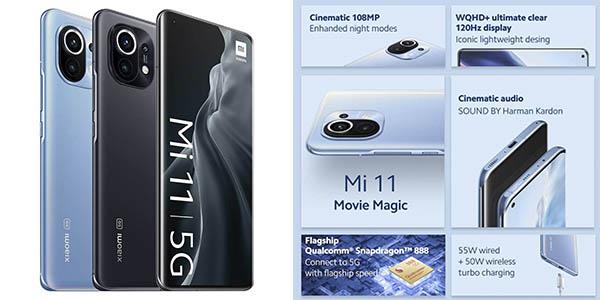 Xiaomi Mi11 5G oferta