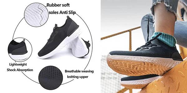 Aistory zapatillas unisex relación calidad-precio alta