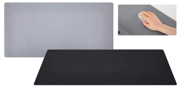 Alfombrilla gigante Xiaomi en cuero sintético de 800 x 400 mm oferta en AliExpress
