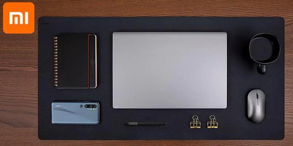 Alfombrilla gigante Xiaomi en cuero sintético de 800 x 400 mm barata en AliExpress