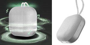 Mini Altavoz Bluetooth Sound Core Omthing impermeable barato en Amazon