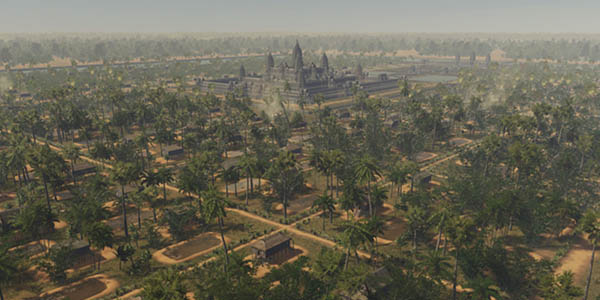 Angkor Wat visita online gratis