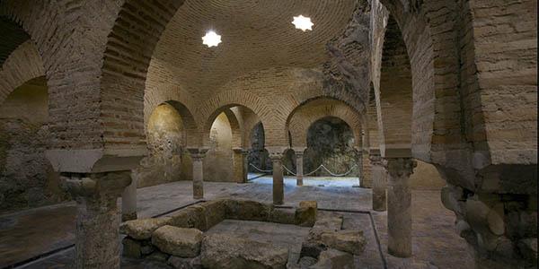baños árabes Jaén tour online gratuito