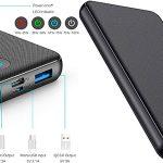 Chollo Batería externa Aopawa AC-705 USB-C de 26.800 mAh con carga rápida de 18 W