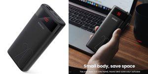 Batería externa Romoss 20000 Mah barata