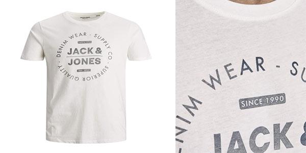 Camiseta Jack Jones Denim Logo barata