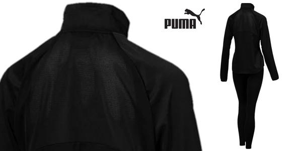 Chándal Puma Active Yogini Woven Suit para mujer oferta en Amazon