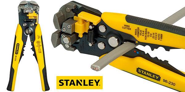 Chollo Alicate pelacables Stanley FMHT0-96230 automático