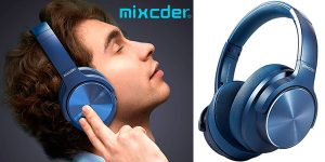 Chollo Auriculares Mixcder E9 Pro inalámbricos con cancelación activa de ruido