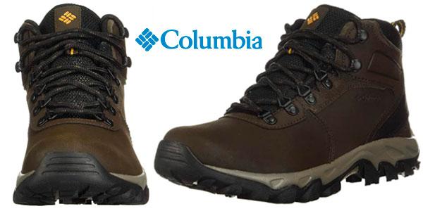 Chollo Botas Columbia Newton Ridge Plus II impermeables para hombre