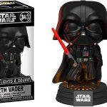 Chollo Funko Bobble Darth Vader con luz y sonido