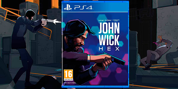 Chollo John Wick Hex para PS4