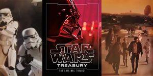 """Chollo Libro """"Star Wars Treasury: The Original Trilogy"""" en tapa dura"""