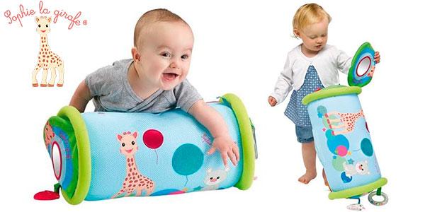 Chollo Rodillo para escalar Sophie la girafe para bebés