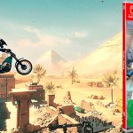 Chollo Trials Rising Gold Edition para Switch