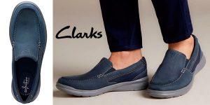 Chollo Zapatos Clarks Cotrell Easy para hombre