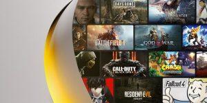 Colección PlayStation Plus