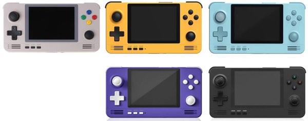 Colores de Retroid Pocket