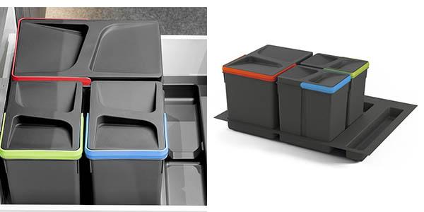 contenedores reciclaje cajón baratos