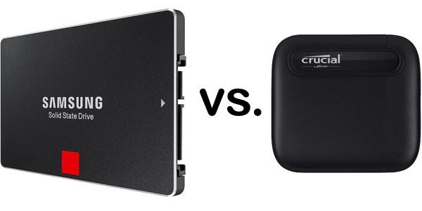 Disco SSD SATA o portátil