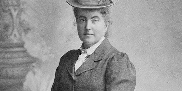 Fanny Bullock Workman mujer viajera ciclista