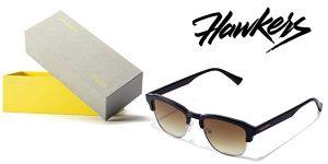 Gafas de sol unisex Hawkers New Classic Brown baratas en Amazon