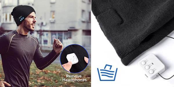 Gorro COTOP con Bluetooth barato